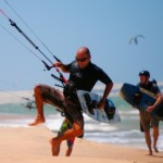 Kitesurfing with Extreme Control