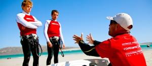 Kitesurfing Lessons Langebaan