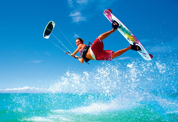 Kiteboarding-Girl