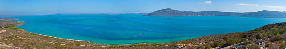 Sharkbay-Langebaan Constantly Kiting