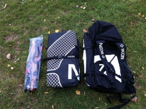 ikon kiteboarding bag