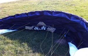 ikon kiteboarding kite