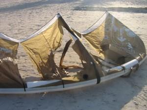 ruined kite